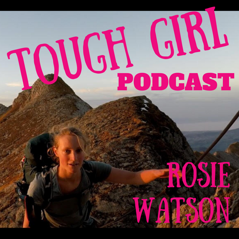 Rosie Watson - Running from the UK to Mongolia, finding stories of better ways of living