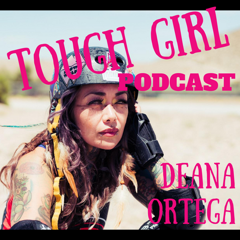 Deana Ortega a badass single mom who has jammed her way around the roller derby circuit