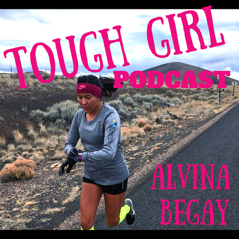 Alvina Begay - Diné/Navajo Woman, Mother, Olympic Qualifier x3 in the Marathon & 10K