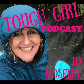 Jo Moseley – Joy Encourager, Midlife Adventurer & Beach Cleaner who SUP 162 miles, Coast to Coas