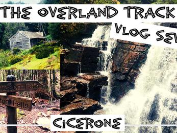 #7 Visiting D'Alton Fall, Fergusson Falls and Hartnett Falls on the Overland Track!