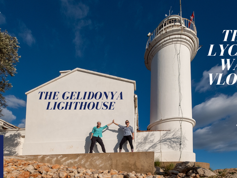 #22 - The missed section - The Gelidonya Lighthouse - COMPLETED!