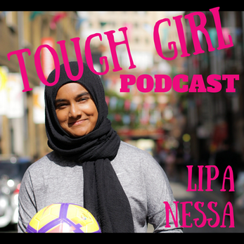 Lipa Nessa - Sports Activist, & Co-founder of the 'I Think She's Offside' Podcast.