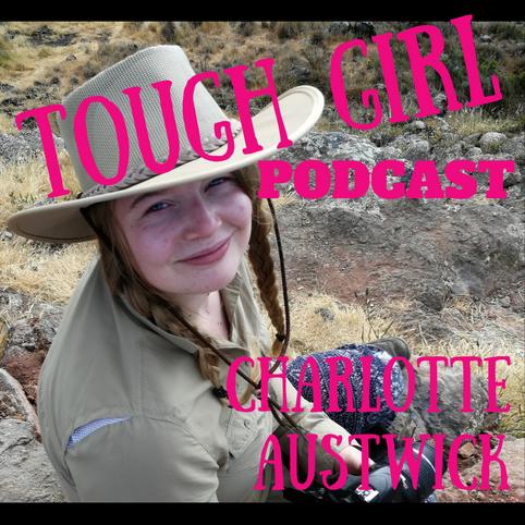 Charlotte Austwick -  Explorer of the Natural World, FRGS, SES Rivers Foundation Explorer 2019
