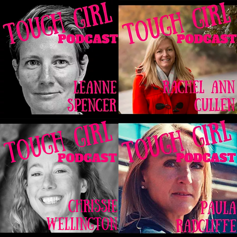 Marathon Runners Guests of Tough Girl Podcast (Part 4)