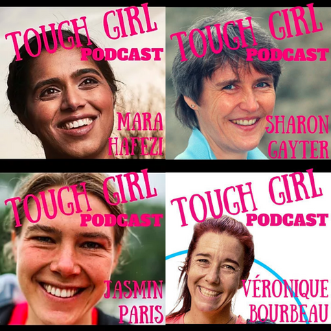 Ultra Runners Guests of Tough Girl Podcast (Part 9)