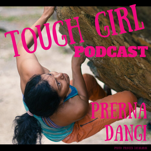 Prerna Dangi - Mountain Guide and Climber from India who is pushing the limits