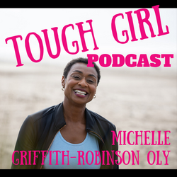 Michelle Griffith Robinson OLY