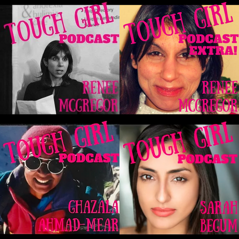Celebrate South Asian Heritage Month with Tough Girl Podcast! (Part 1)