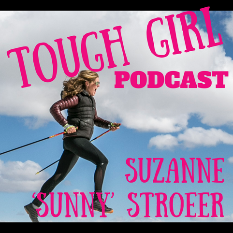 """Suzanne """"Sunny"""" Stroeer - First woman to circumnavigate and summit Aconcagua in a single push"""