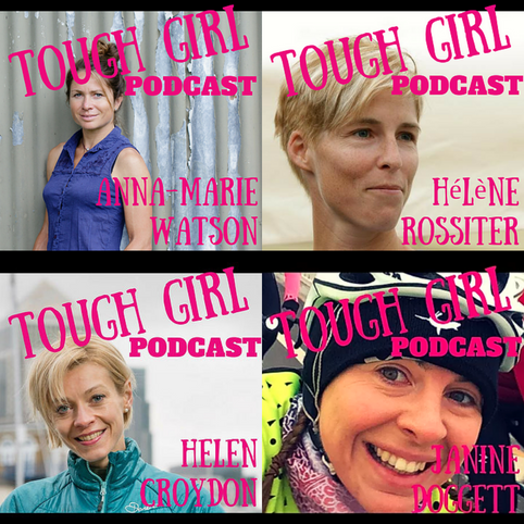 Triathlon Runners Guests of Tough Girl Podcast (Part 2)
