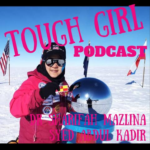 Dr. Sharifah Mazlina Syed Abdul Kadir - Malaysian Polar Explorer who ski-sailed across Antarctica