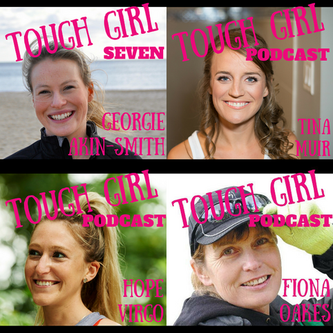 Marathon Runners Guests of Tough Girl Podcast (Part 3)