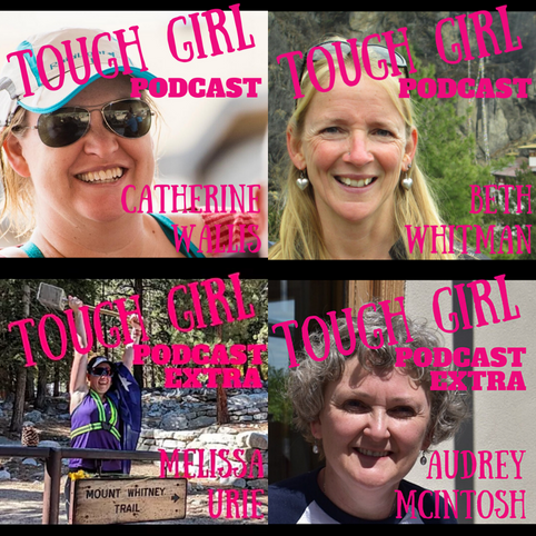 Tough Girl Podcast Guests Who Ran Specific Races (Part 6)