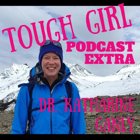 Dr. Katharine Ganly - Antarctic Doctor 2019-2021 (South Georgia, Bird Island & RRS James Clark Ross)