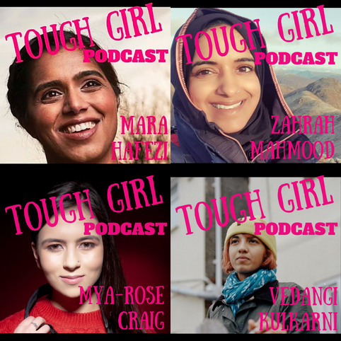 Celebrate South Asian Heritage Month with the Tough Girl Podcast! (Part 2)