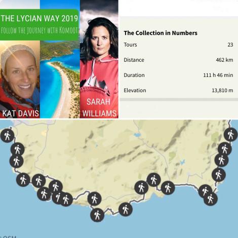 The Lycian Way 2019