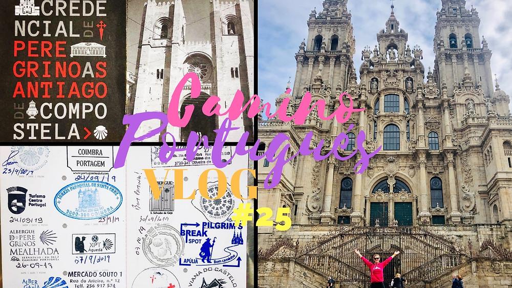 #25 Reaching Santiago de Compostela! 675km on the Camino Portugués!