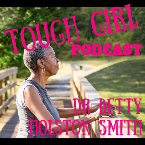 Dr. Betty Holston Smith - 79 a master class on running, health and fitness.