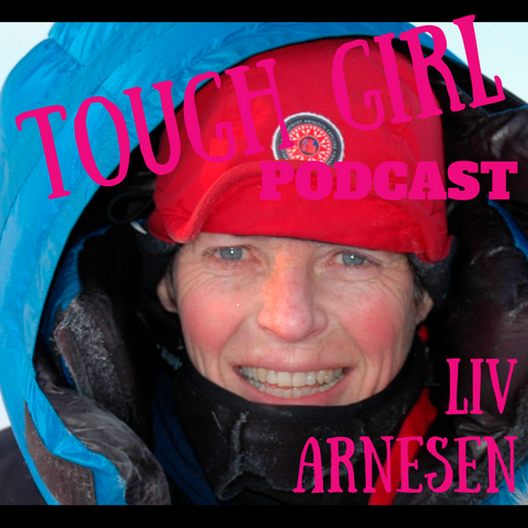 Liv Arnesen - First woman in the world to ski solo and unsupported to the South Pole (1994)