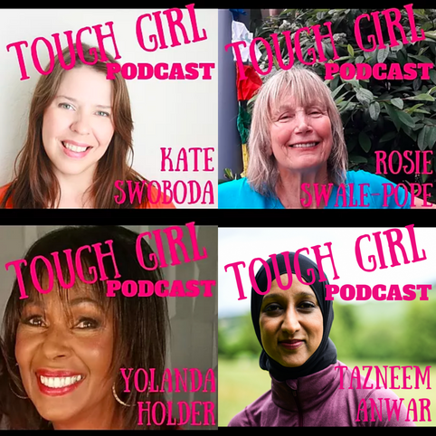 Marathon Runners Guests of Tough Girl Podcast (Part 5)