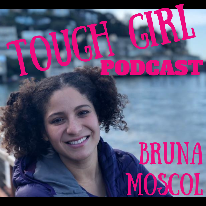 Bruna Moscol - Solo climbing Mount Aconcagua & whitewater rafting the Grand Canyon!