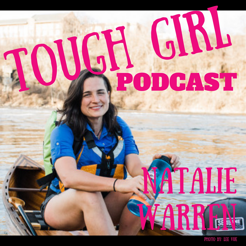 Charlotte Fowles - The Executive Adventurer, solo hiking whilst on chemotherapy & crossing the Australian outback in a 4x4 truck!
