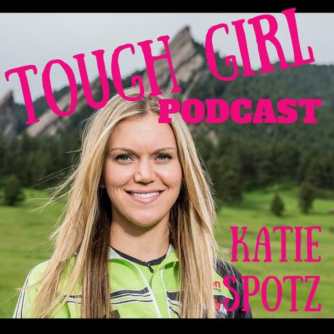 Katie Spotz - Endurance Athlete & WR Holder. 5X Ironman, cycled across the USA