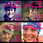 Country Runners Guests of Tough Girl Podcast (Part 1)
