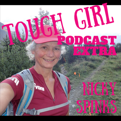 Nicky Spinks - Fell Runner & Farmer who ran in the Barkley Marathon & completed the Double P