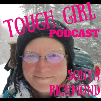 Sonya Richmond - 42 year old Canadian who is currently hiking across Canada on The Great Trail - 24,