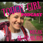 Megan Al-Ghailani - Youngest woman to run from John O'Groats to Lands End (JOGLE) completely solo
