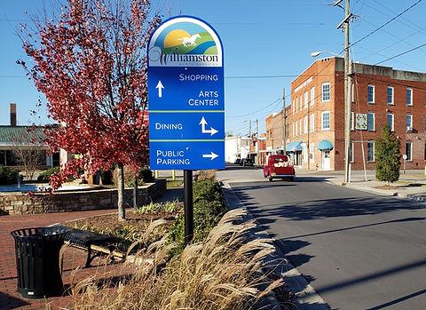 Northeast  Williamston