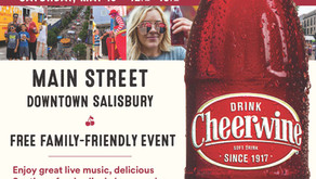 The 2019 Cheerwine Festival