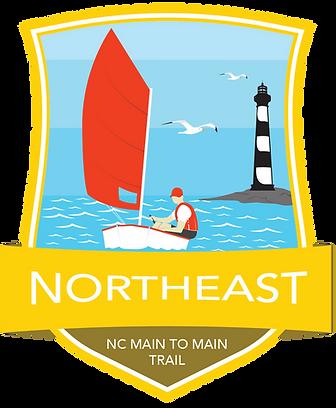 Northeast Region Main to Main Trail Badge