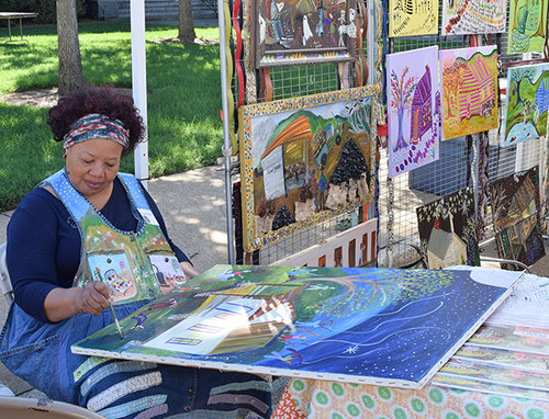 Newton Foothills Folk Art Festival