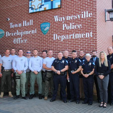 Waynesville Police Department Officers - Waynesville