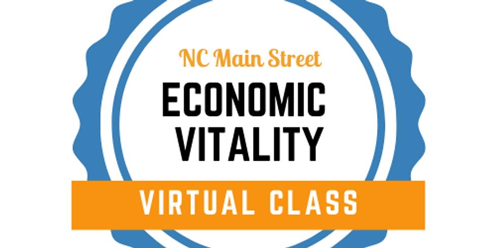 Economic Vitality Basic Training - Virtual Class