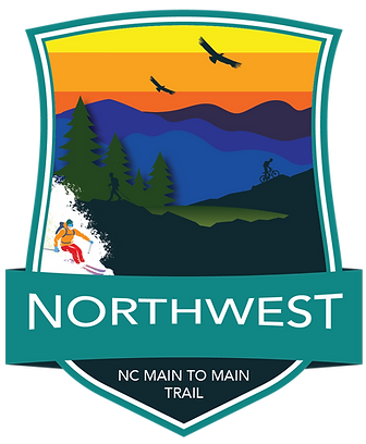 Northwest Region Main to Main Trail Badge