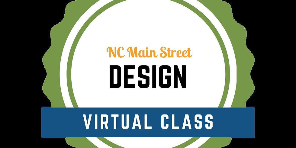 Design Basic Training - Virtual Class
