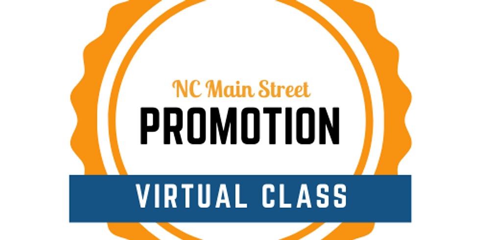 Promotion Basic Training - Virtual
