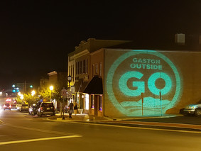 "Gaston County Go Outside Campaign – ""GOBO"""