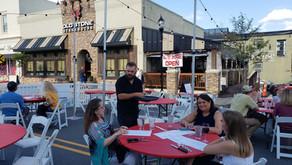 Belmont Al Fresco Dining