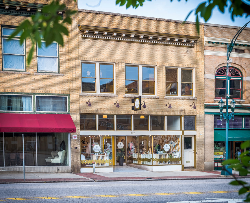 Historic O.O. Rufty Building Fire Restoration & Adaptive Reuse Project