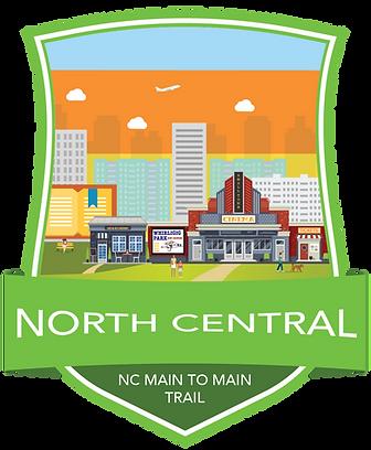 North Central Region Main to Main Trail Badge