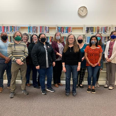 Catawba County Library Staff - Newton