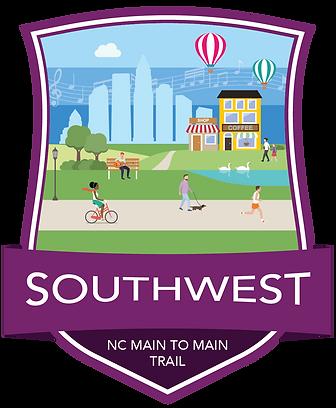 Southwest Region Main to Main Trail Badge