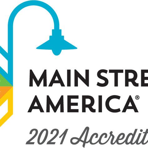 NORTH CAROLINA MAIN STREET COMMUNITIES ACHIEVE NATIONAL ACCREDITATION FOR 2021