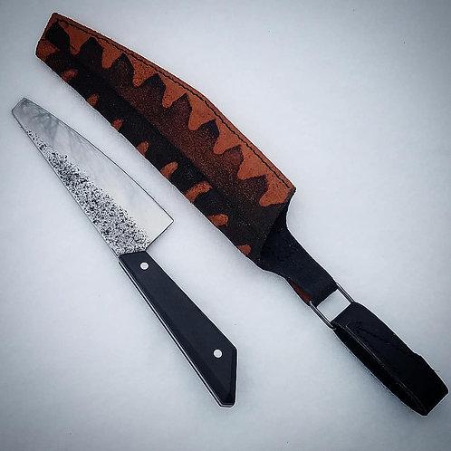 Custom Farm to Table Knife and sheath
