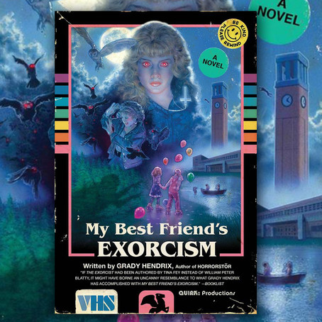 One Minute Book Review: My Best Friend's Exorcism